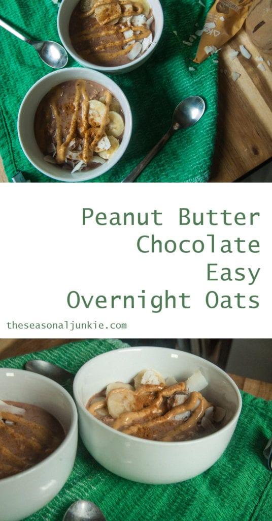 Easy Overnight Oats