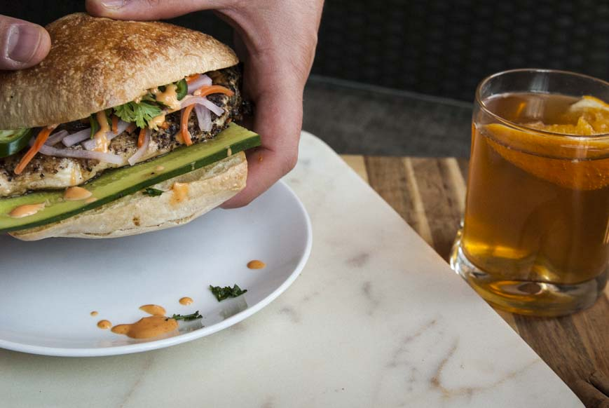 Chicken Banh Mi-The Seasonal Junkie