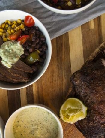 Steak Fajitas- The Seasonal Junkie
