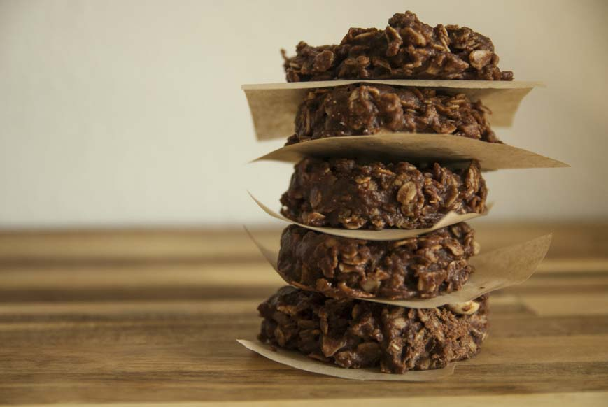 No Bake Cookies- The Seasonal Junkie