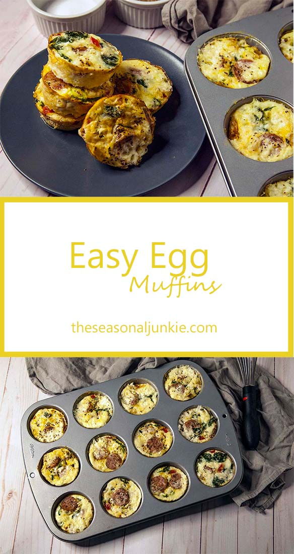Pinterst Easy Egg Muffins Photo