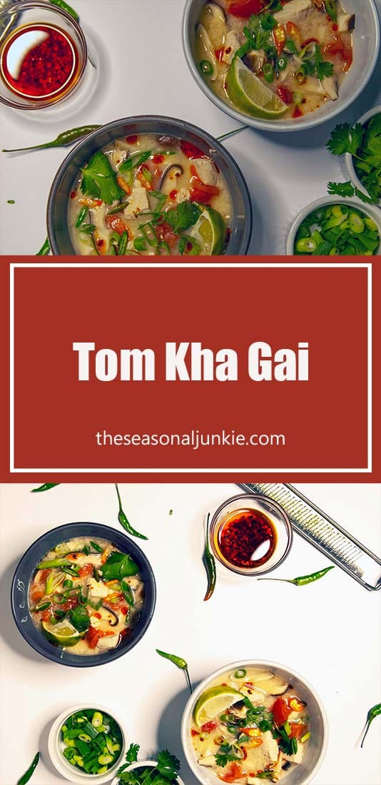 Tom Kha Gai- The Seasonal Junkie