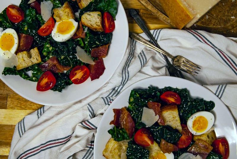 Panzanella Recipe- The Seasonal Junkie