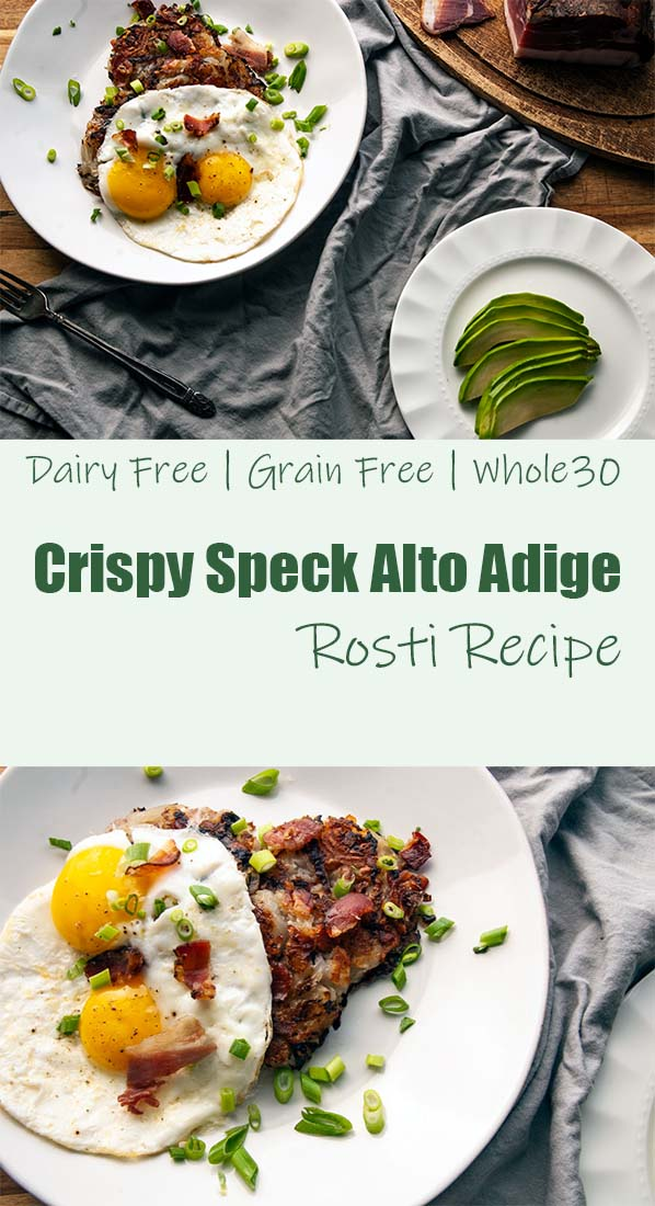Crispy Speck Alto Adige- The Seasonal Junkie