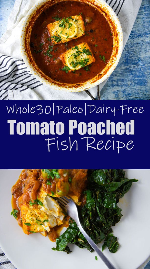 Poached Fish Recipe- The Seasonal Junkie